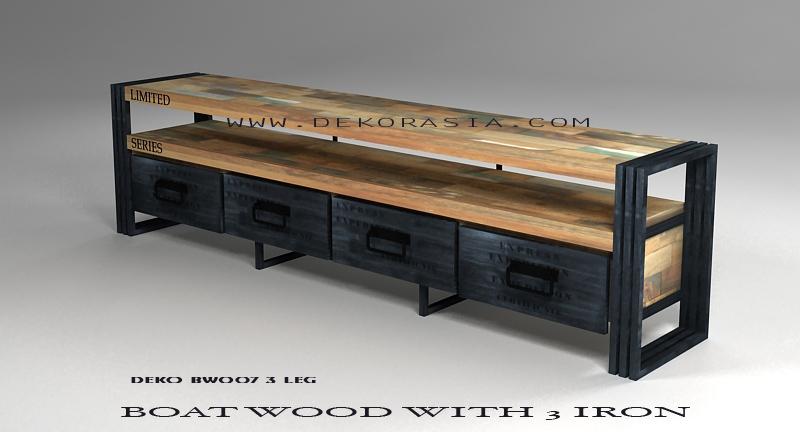 Boat Furniture Tv Cabinet
